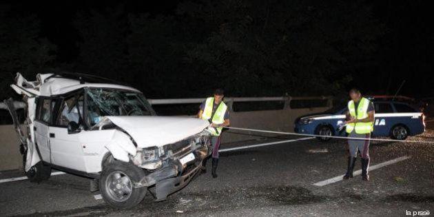 Avellino, la tragedia del bus: sequestrato tratto dell'autostrada nella zona dell'incidente