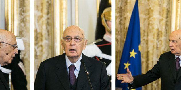 Sondaggi, Giorgio Napolitano in testa: gli italiani lo vorrebbero per un terzo mandato. Seguono Emma...