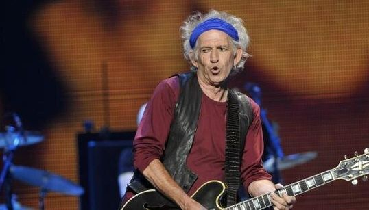 Buon compleanno Keith Richards!