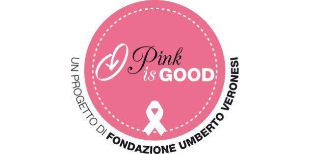 PInk is Good. Il tumore al seno si batte.