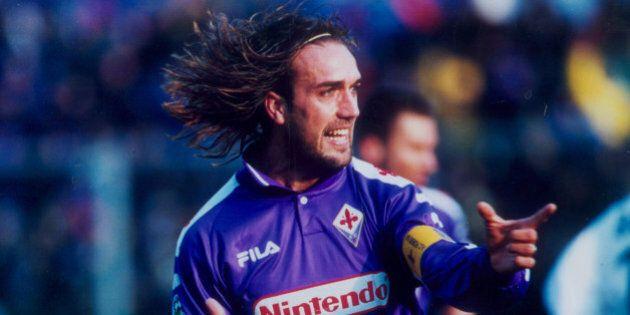 Lucas Batistuta, il figlio del grande Gabriel giocherà a Firenze:. E Totti