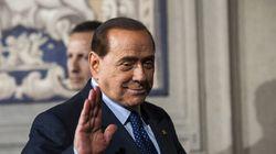 Silvio e il soccorso azzurro a