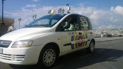 Il viaggio gratuito sul Taxi della