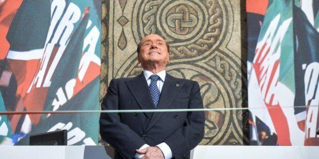 Silvio Berlusconi trasferisce la residenza a
