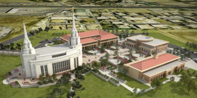 La chiesa dei mormoni d'Italia sorgerà a Roma.