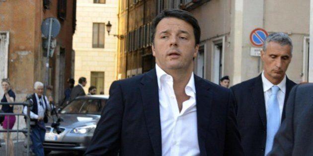 Matteo Renzi annuncia: