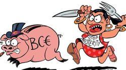 Forze dell'ordine in allarme per Draghi e