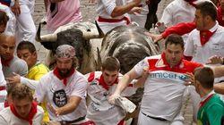Corsa dei tori, c'è il primo