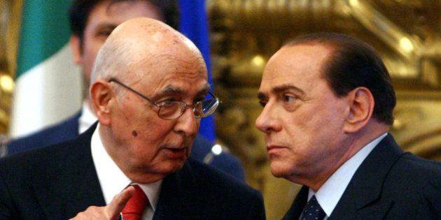 Silvio Berlusconi, Gaetano Quagliariello: