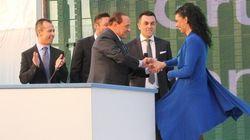 Silvio Berlusconi, le gaffe