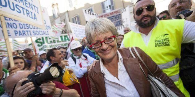 Tfr, Anna Maria Furlan (Cisl) a Matteo Renzi: