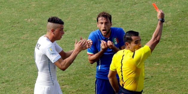 Marco Rodriguez Moreno arbitro di Brasile Germania: premiato dopo le polemiche di Italia Uruguay