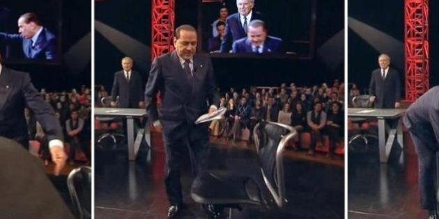 Silvio Berlusconi, i faccia a faccia in televisione. Il Cavaliere contro tutti
