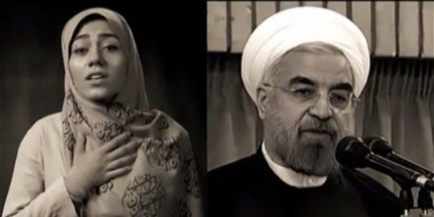 Hassan Rouhani come Barack Obama.