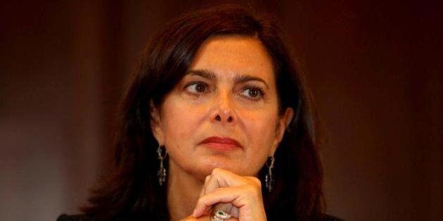 Telecom: Laura Boldrini salva il Governo, nessun voto sull'informativa di