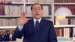Silvio Berlusconi, i video messaggi in televisione