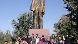 La Banda Bassotti in tournée nelle terre dei separatisti russi