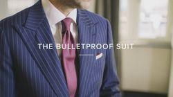 Un vestito antiproiettile per businessmen