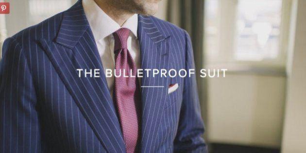 Garrison Bespoke. Un vestito antiproiettile per businessman estremi e 007 di classe