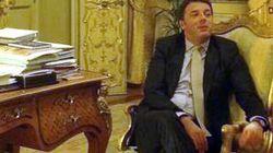 Renzi abiterà a Palazzo Chigi
