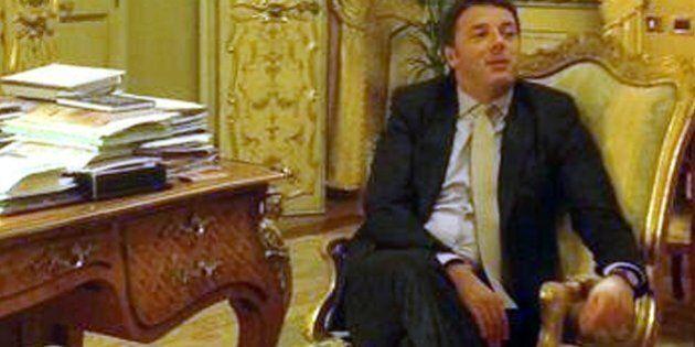 Matteo Renzi abiterà a Palazzo Chigi