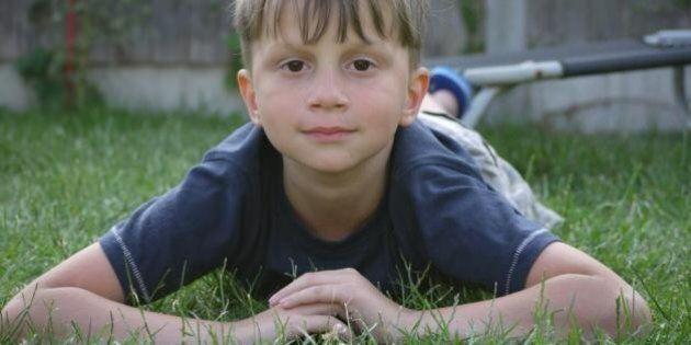 Reece Puddington, 11 anni e un tumore incurabile. La lettera su Facebook: