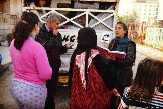 Grazie ad Huffington Post sono arrivati a Erbil 1.116 kit invernali per oltre 250