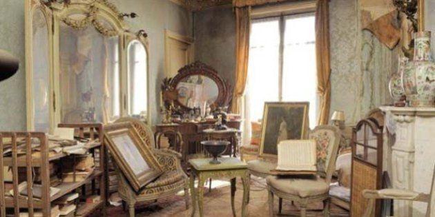 Scoperto un appartamento dimenticato a Parigi. Era abbandonato dal 1942
