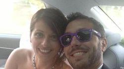 Italiana investita da un'auto impazzita il giorno del suo matrimonio