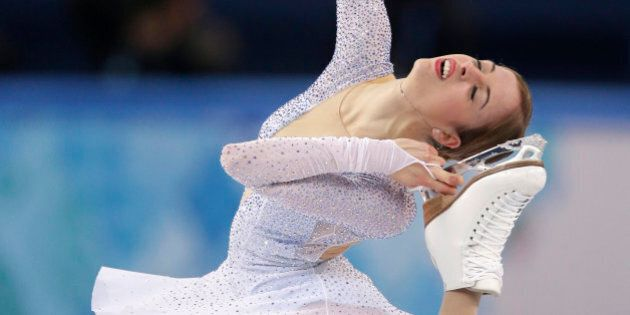 Carolina Kostner come un angelo a Sochi 2014: terza dopo il corto, oggi la gara dell'Olimpiade alle 16
