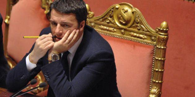 Al Senato una giornata di ordinaria follia sulla legge di stabilità. Fiducia a notte fonda. E Renzi insiste:...