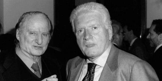 Sergio Zavoli compie 90 anni: la festa in Rai. A Viale Mazzini anche Giorgio Napolitano