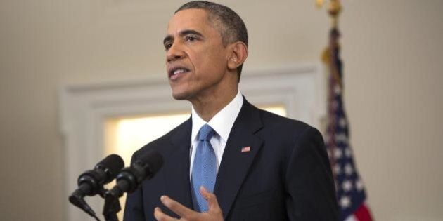 The Interview, Barack Obama