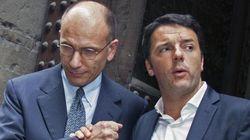 Letta punta al confronto con Renzi dopo le primarie (e pensa di avere il coltello dalla parte del