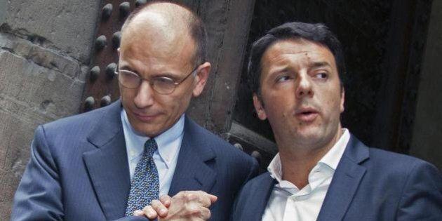 Enrico Letta e Matteo Renzi: confronto dopo le primarie su Ue, riforme e finanziamento ai