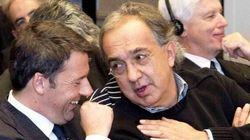 Marchionne con Renzi anche sul