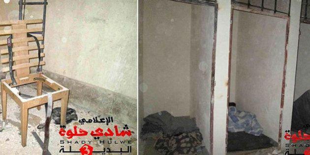 Isis, il video nelle celle dove sono stati detenuti James Foley e gli altri ostaggi in mano ai