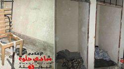 Dentro le celle dove stati detenuti Foley e gli altri ostaggi dell'Isis