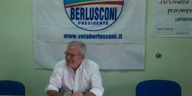 Ulisse Di Giacomo subentra a Berlusconi: