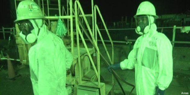 Fukushima. Lanciato l'allarme: l'acqua radioattiva sotterranea oltrepassa la barriera di