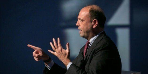 Angelino Alfano, la consegna del vice premier ai suoi: