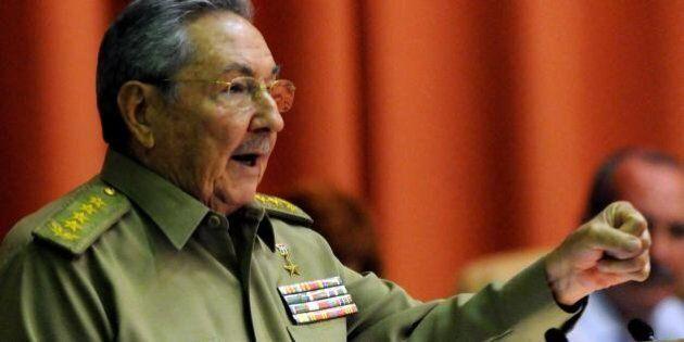 Cuba, Raul Castro:
