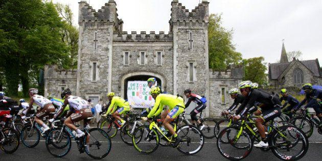 Giro d'Italia: autobomba a Dublino pronta a esplodere. La polizia: