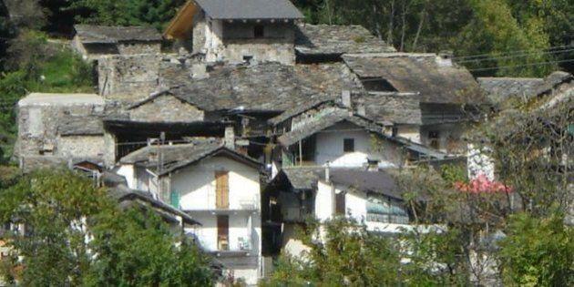 Calsazio in vendita su Ebay. Il borgo del Gran Paradiso costa come un appartamento: 245 mila euro