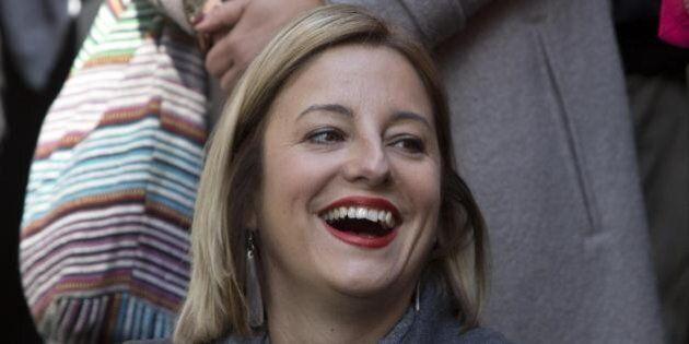 Beppe Grillo a Porta a Porta, Roberta Lombardi