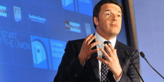 Matteo Renzi ipotizza l'uso di Open Expo per la trasparenza sugli appalti. Domani vertice a Milano con