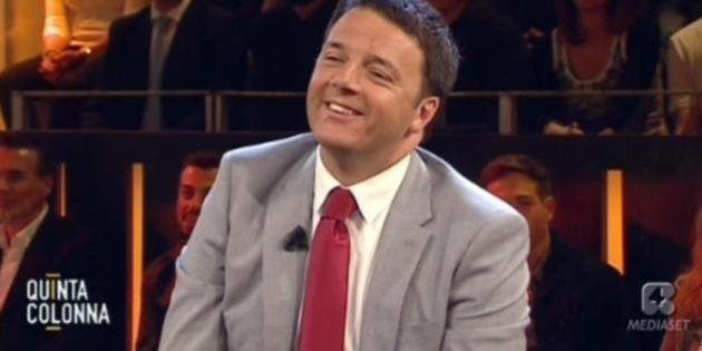 Elezioni europee 2014, Matteo Renzi: