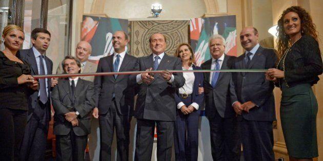 Silvio Berlusconi, Pdl: riunione dei parlamentari: