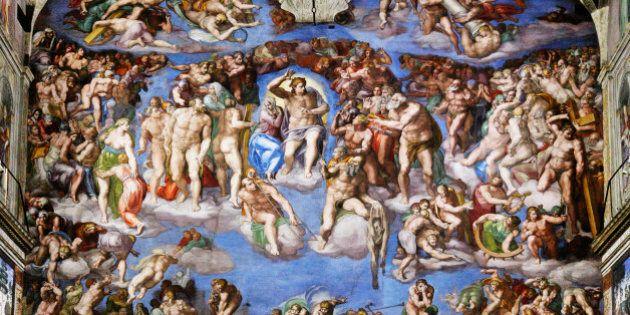La Cappella Sistina illuminata da 7000 led: si accende la luce nel capolavoro di Michelangelo