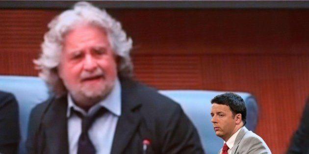 Matteo Renzi visita Expo: